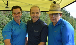 Promutuel Assurance Drummond at the la SCA des Bois-Francs annual golf tournament - Promutuel Assurance Drummond
