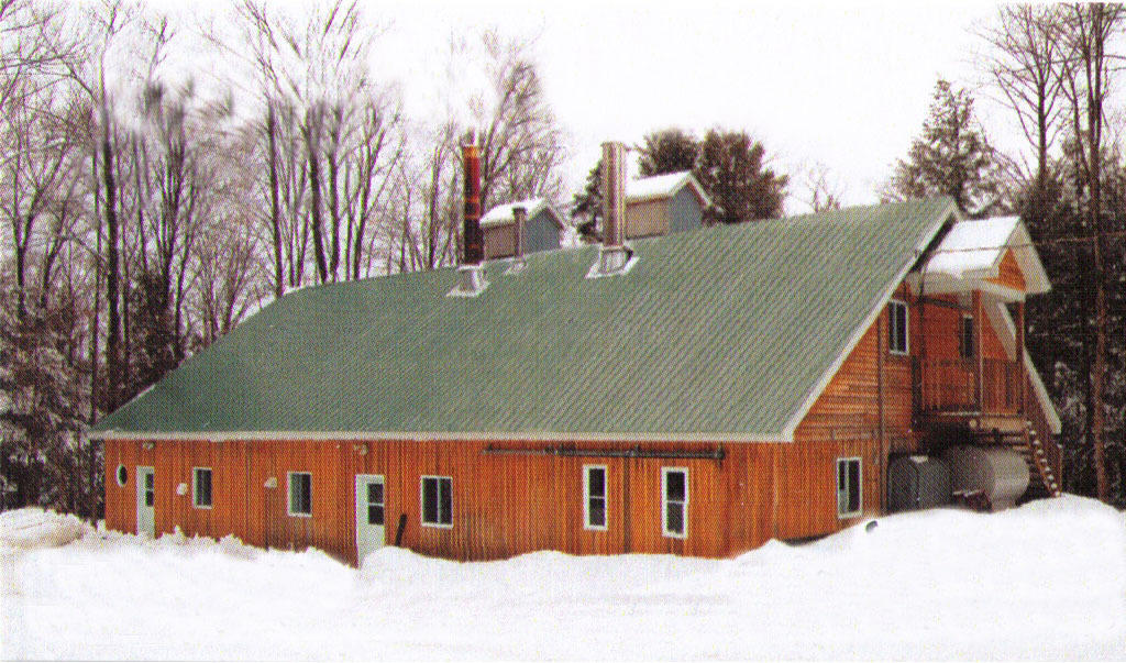 Gareau sugar shack Photo credit: Gareau sugar bush