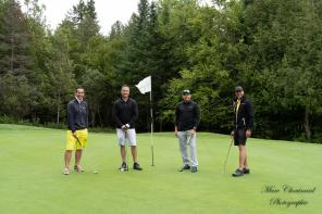 Golf tournament for our neighbours