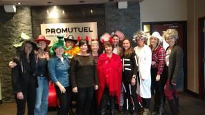 Halloween at Promutuel Insurance Centre-Sud