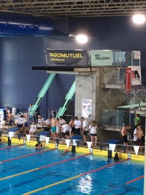 Provincial Swim Meet in Saint-Eustache
